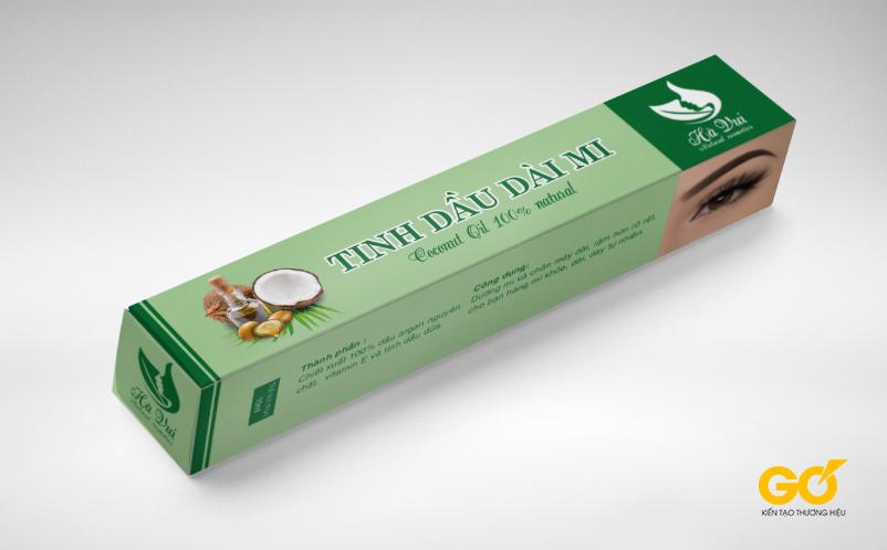 Thiết kế vỏ hộp sản phẩm tại Vinh